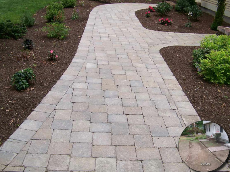 Rotondo S Landscape Contractor 187 Walkways
